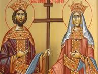 Felicitari muzicale de Sfintii Constantin si Elena