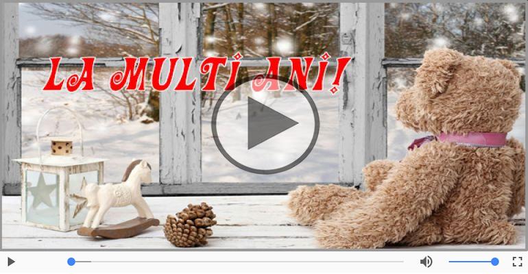 Felicitari muzicale de Craciun - Craciun Fericit! Merry Christmas!