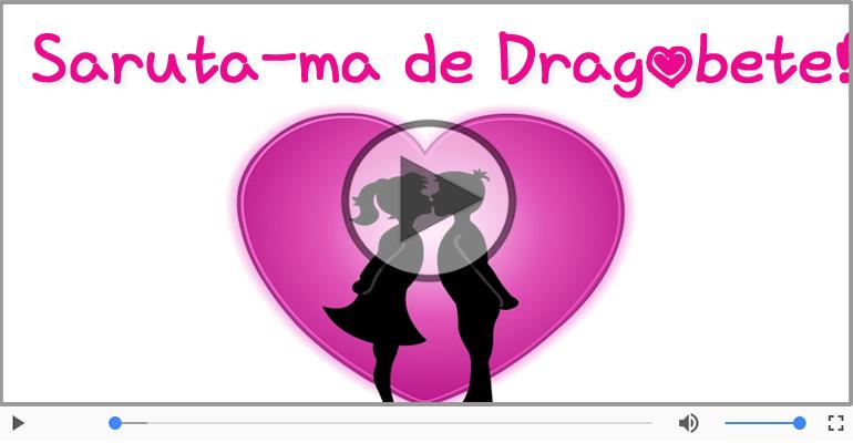 Felicitari muzicale de Dragobete - Dragobete fericit pentru toti prietenii mei!