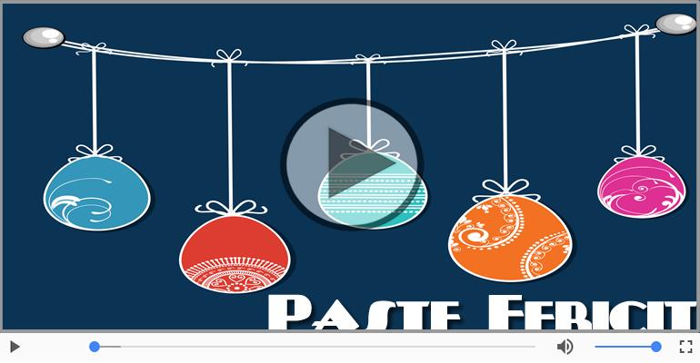 Felicitari muzicale de Paste - Cele mai frumoase mesaje de Paste!