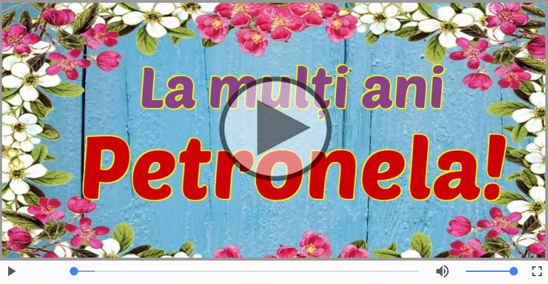 Felicitari muzicale de Sfintii Petru si Pavel - Felicitari de Sfintii Petru si Pavel