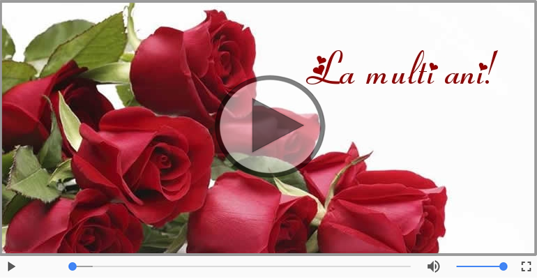 Felicitari muzicale de zi de nastere - Felicitare muzicala de zi de nastere, cine-i nascut in Ianuarie ... Decembrie