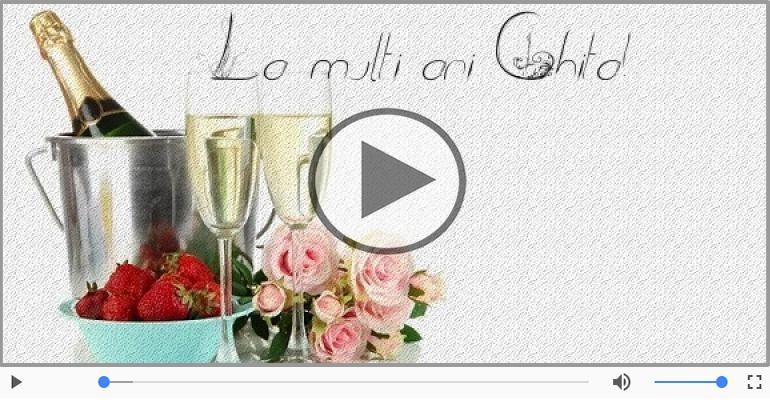 Felicitari muzicale de zi de nastere - Cantec de la multi ani pentru Ghita!